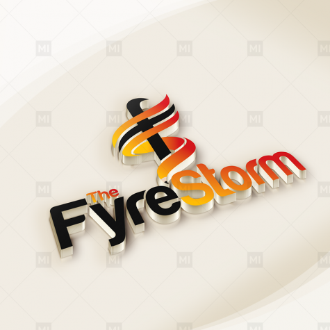 The Fyerstorm Logo